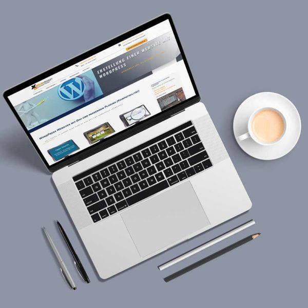 Erstellen-einer-Website-mit-WordPress